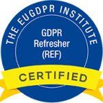 GDPR refresher